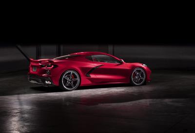 CHEVROLET CORVETTE STINGRAY: Arrivano ad ottobre le European Launch Edition