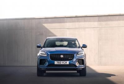 Jaguar, arriva la nuova E-Pace R-Dynamic Black Edition