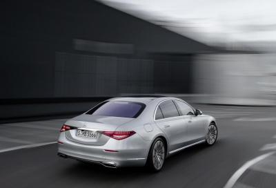 Mercedes-Benz, il listino della Classe S (Passo Corto e Passo Lungo) e della MAYBACH Classe S