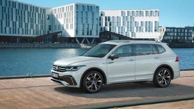 Arriva la nuova VW Tiguan Allspace: più tecnologica e sicura
