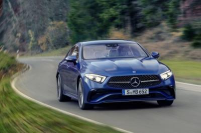 Mercedes-Benz rinnova la CLS: look ancora più sportivo e interni rinnovati (Listino Pdf aggiornato Mod. C257)