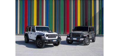 Nuova Jeep Wrangler 4xe: il 4x4 diventa elettrico