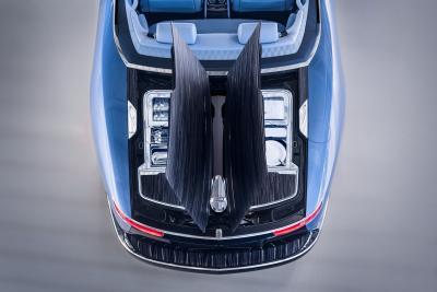 La nuova Rolls-Royce Boat Tail inaugura la divisione Coachbuilding