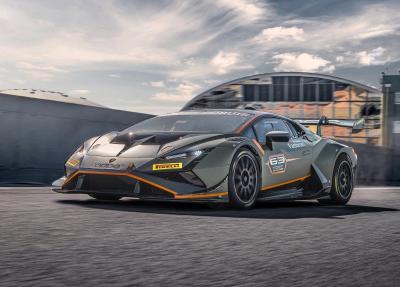 Lamborghini presenta la nuova Huracan Super Trofeo EVO2