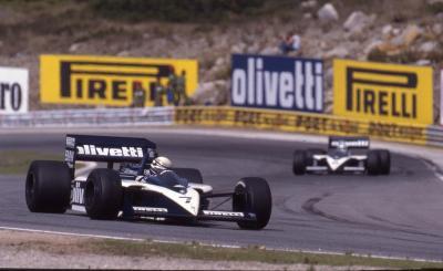 Bellissime da corsa: Brabham BT 55, l'essenziale complicato