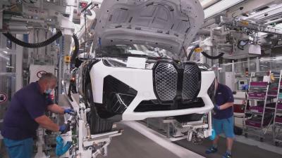 Nuova BMW iX, così viene prodotta a Dingolfing