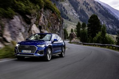 Nuova Audi Q5 Sportback, primo contatto