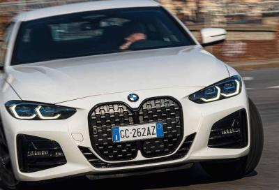 PROVA : BMW 420d MSport, ti conosco mascherina