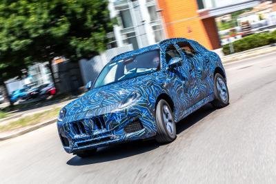 Nuovo SUV Maserati Grecale, arriverà alla fine di quest'anno