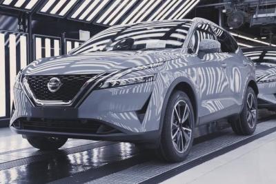 VIDEO: Nuovo Nissan Qashqai 2021, così viene assemblato a Sunderland (UK)