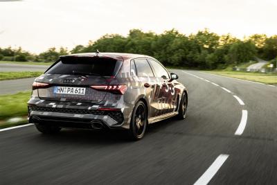 Audi RS 3 ancora più reattiva grazie al nuovo Torque Splitter