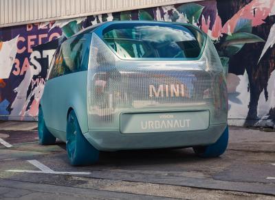 Nuova Concept Vision Urbanaut: ecco come Mini immagina il futuro