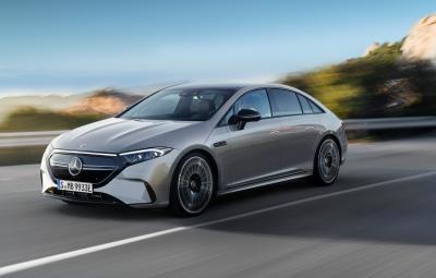 Nuova Mercedes-EQ EQE, sarà così?