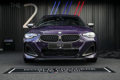BMW, i prezzi della nuova Serie 2 Coupè