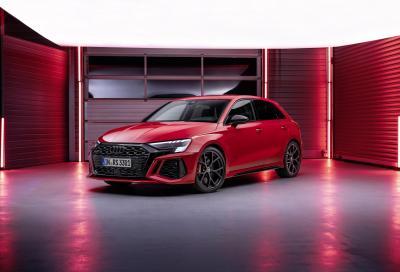 Nuova Audi RS 3, la più sportiva di sempre