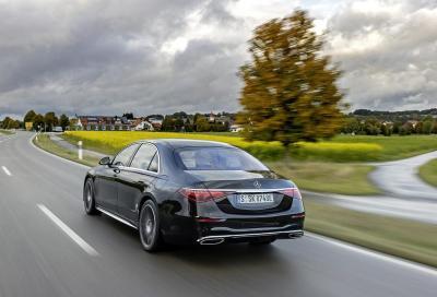 Nuova Mercedes-Benz Classe S, ora anche ibrida plug-in