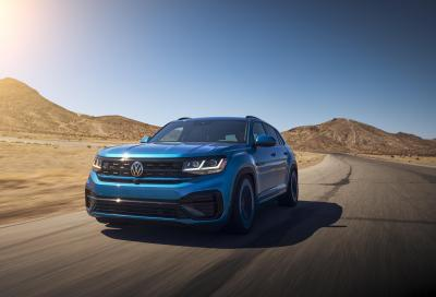 Volkswagen svela la nuova Atlas Cross Sport GT Concept in USA