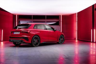 Nuove Audi RS 3 Sportback e Audi RS 3 Sedan, al via gli ordini