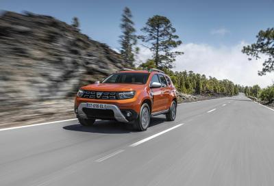 Nuovo Dacia Duster, al via gli ordini