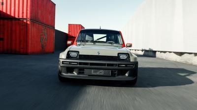 """Restomod: Una nuova R5 """"Turbo 3"""" da 400 CV"""