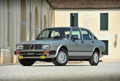"""Alfa Romeo Alfetta 2.0, """"Executive Class"""""""