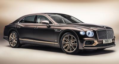 Nuova Bentley Flying Spur Hybrid Odyssean Edition