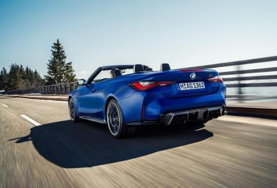 SPECIALE CABRIO - BMW M4 Cabrio Competition