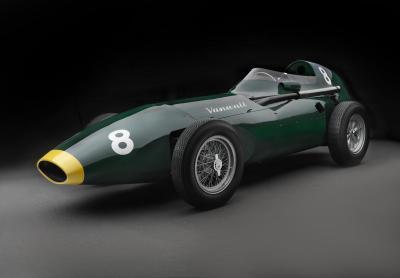 F1 : British Racing Vanwall