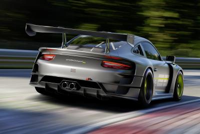La nuova Porsche 911 GT2 RS Clubsport 25
