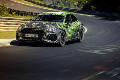 Audi RS 3 Sedan, nuova regina del Ring tra le compatte