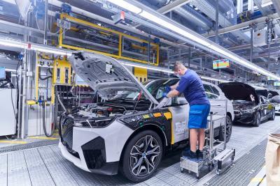 BMW , la nuova manutenzione predittiva negli stabilimenti
