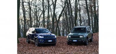 Incentivi per i SUV Jeep Renegade e Compass e per il pick up Gladiator