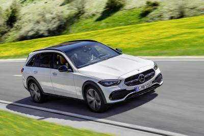 Nuova Mercedes-Benz Classe C All Terrain