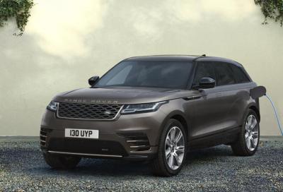 Range Rover Velar, si amplia la scelta