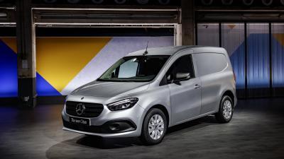 Nuovo Mercedes-Benz CITAN, più spazioso e tecnologico