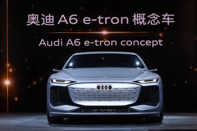 AUDI, dal 2026 solo nuovi modelli elettrici