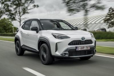 Nuova Toyota Yaris Cross, prezzi e allestimenti