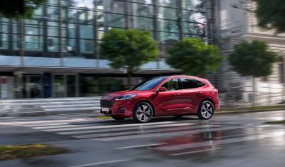 Ford Kuga Plug-in Hybrid, n°1 in Europa