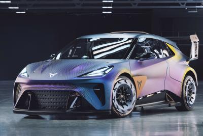 IAA 2021: Cupra Urban Rebel Concept, una nuova city car sportiva elettrica