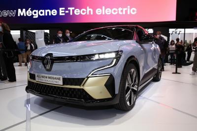 Renault Megane E-Tech Electric, il nuovo crossover elettrico