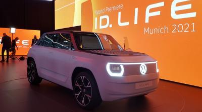 Nuova ID. LIFE, il prossimo crossover urbano elettrico Volkswagen