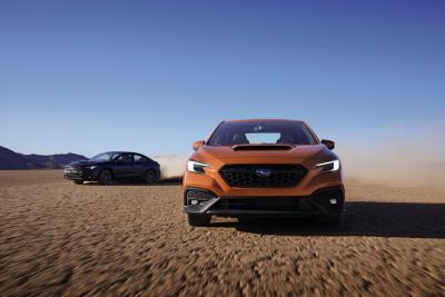 Subaru presenta la nuova WRX MY2022
