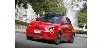 Nuova FIAT (500)RED