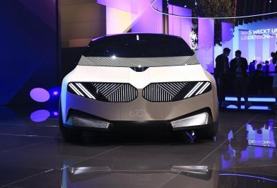 BMW i Vision Circular, Premium sostenibile