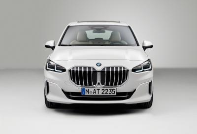 Nuova BMW Serie 2 Active Tourer, il listino parte da 34.600 euro