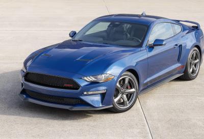 Ford Mustang 2022 , pronte la Stealth Edition e il GT Performance Package per la CS