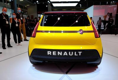Renault 5 Prototype, ritorno al futuro