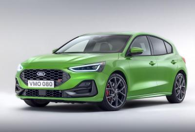 Ford Focus, arriva il restyling