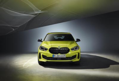 La nuova  BMW M135i xDrive