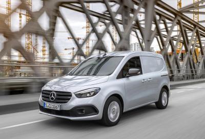 Il nuovo Mercedes-Benz Citan